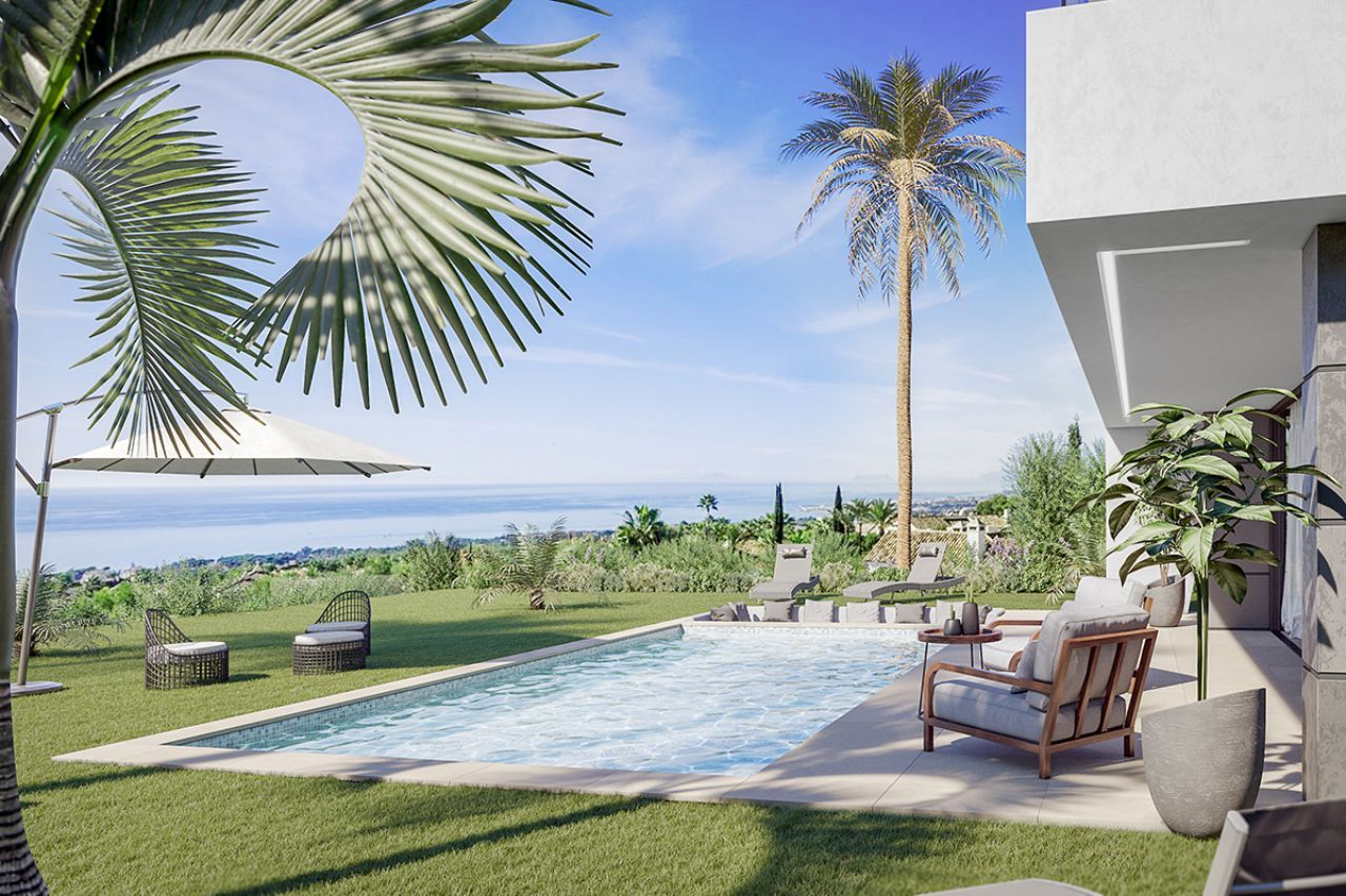Villa for sale in Estepona, Spain